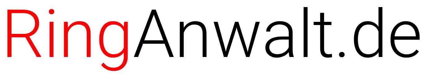 Logo RingAnwalt